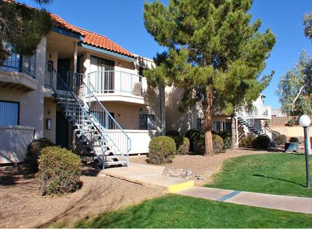 Orange Creek Apartments Glendale Az